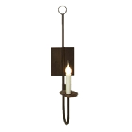 Lowcountry Originals J Arm Sconce