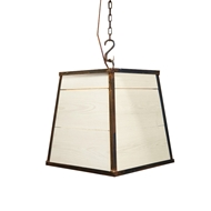 Lowcountry Originals Buttboard Pendant Chandelier