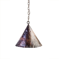 Lowcountry Originals Darkened Copper Pendant Chandelier