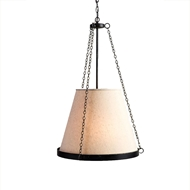Lowcountry Originals Darkened Bronze Pendant Chandelier