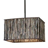 Lowcountry Originals Marsh Reed Pendant Chandelier