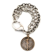 Vintage Inspired - Victory Angel Bracelet - Shannon Koszyk