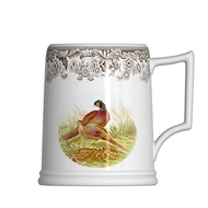 16oz Beer Tankard from Woodland Bird Collection