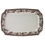 Delamere Rectangular Platter from Woodland Delamere Collection