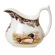 Mallard Creamer from Woodland Collection