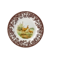 Mule Deer Dinner Plate from Woodland Wildlife Collection
