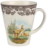 Mule Deer Mug from Woodland Wildlife Collection