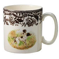 Pointer Mug from Woodland Hunting Dogs Collection