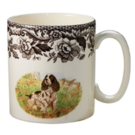 Spaniel Mug from Woodland Hunting Dogs Collection