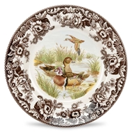 Wood Duck Salad Plate from Woodland Collection