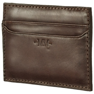 Mission Mercantile Benjamin Front Pocket Wallet