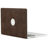 Mission Mercantile Leather Laptop Skin with Cutout - MM-LTSC