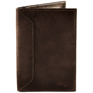 Mission Mercantile Leather Passport Wallet - MM-PPWA