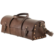 Mission Mercantile Heritage Leather Tradesman Bag
