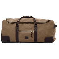 Mission Mercantile Large Roller Duffle - WW-DFLR
