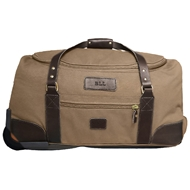 Mission Mercantile Ernest Rolling Carry-On Duffle