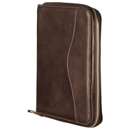 Mission Mercantile Zippered Portfolio - WW-PRLZ