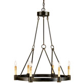Currey & Company Lighting Chatelaine Chandelier