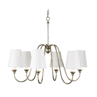 Currey & Company Lighting Orion Chandelier Small