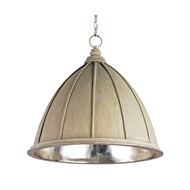 Currey Light Fixtures - 9149 Fenchurch Pendant- Wrought Iron Chandeliers