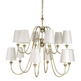 Currey & Company Lighting Orion Chandelier