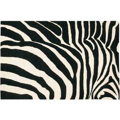 chandra rugs janelle collection animal print rug