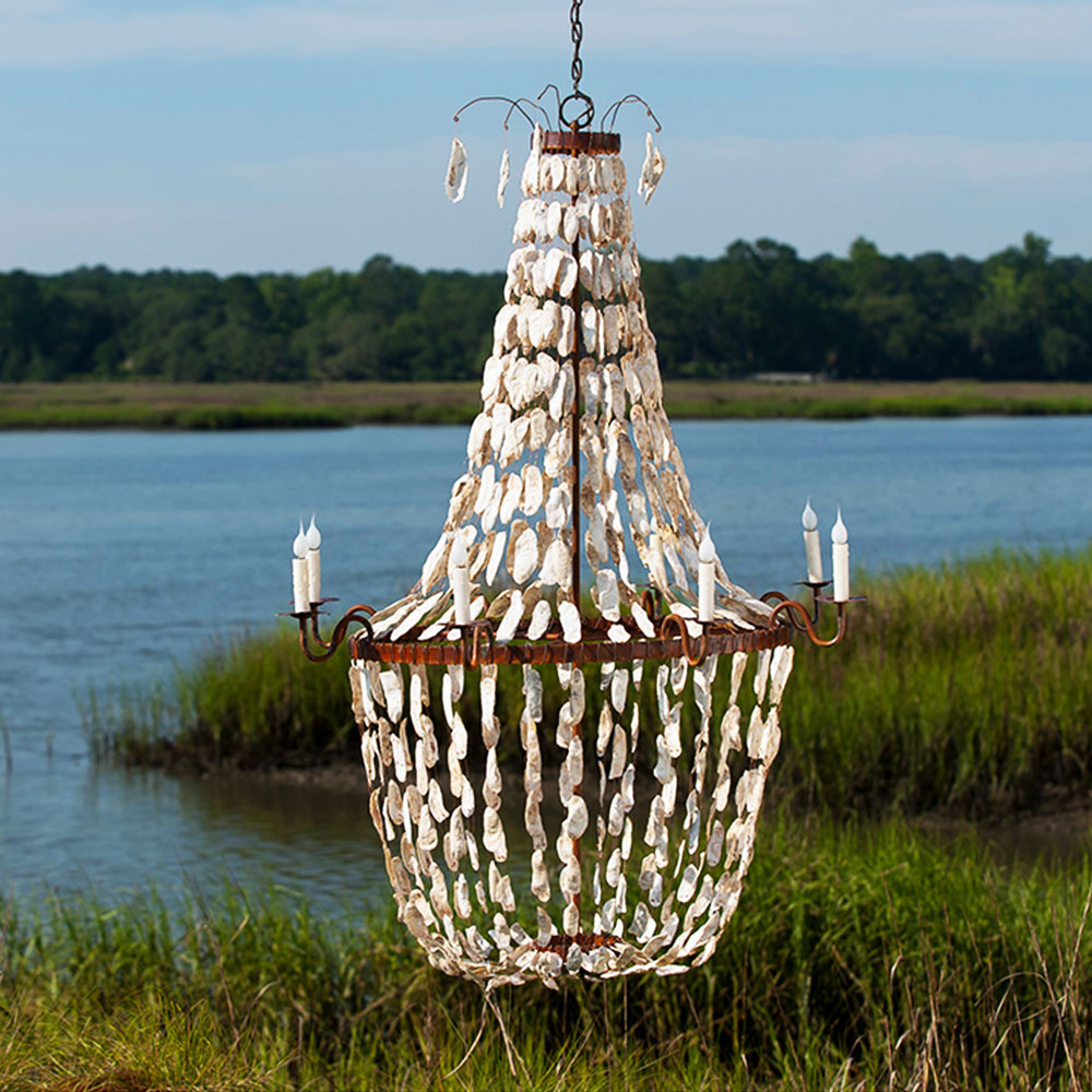 Lowcountry Originals Lighting Large Empire Chandelier - 80-LCO-001